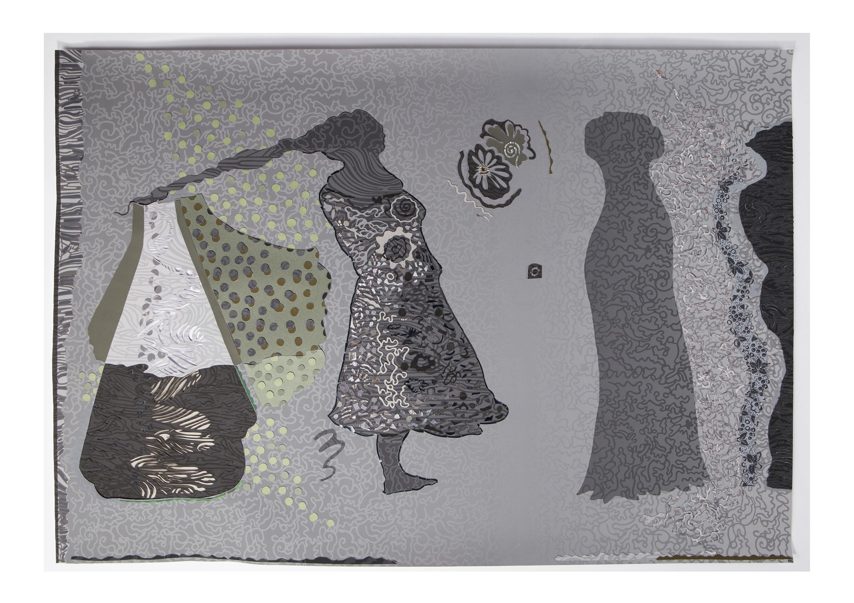 Charlotte Hodes, Frieze detail