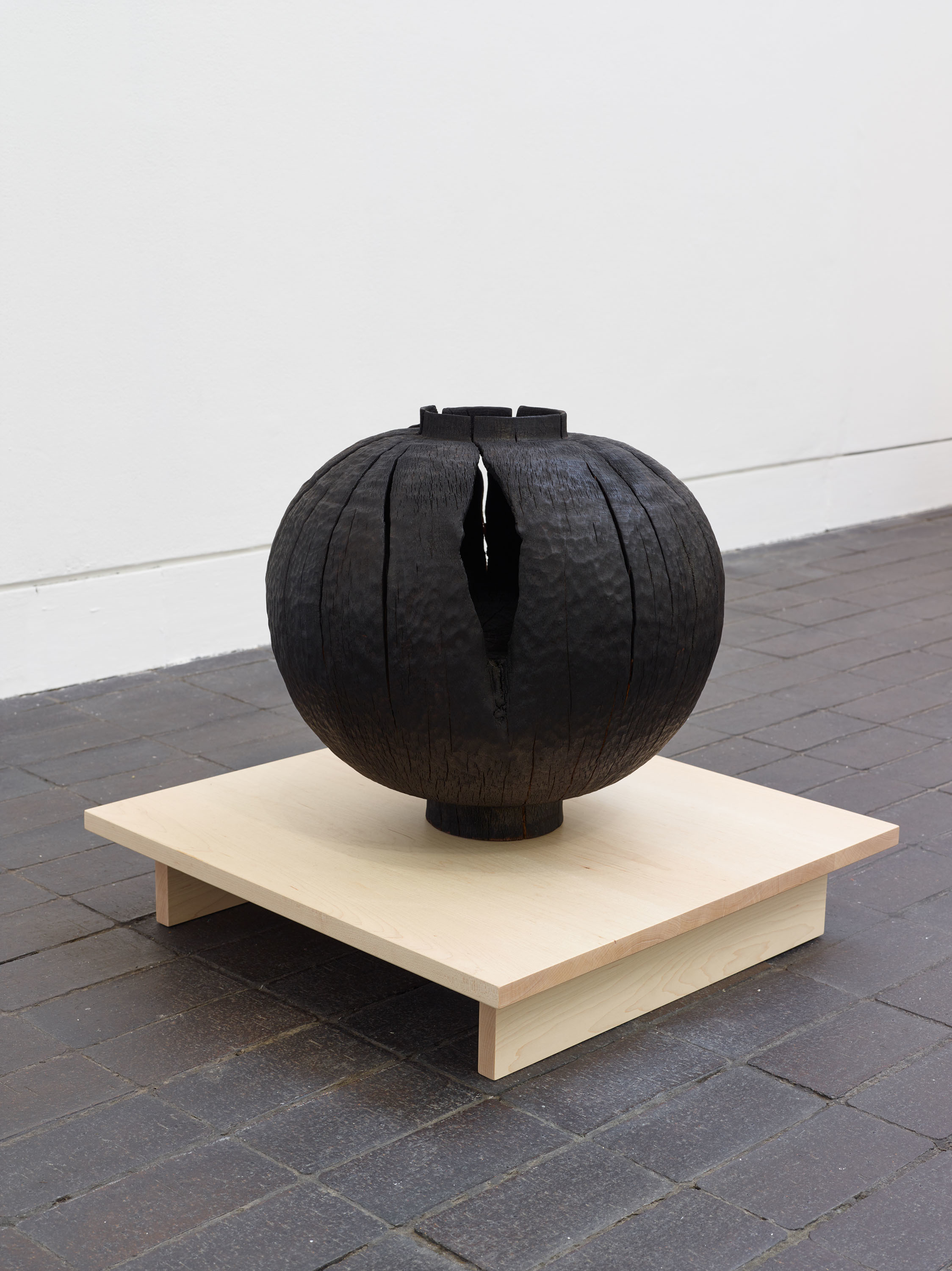 Jerwood_Makers_Open_Forest-Found-Kindled-Land-Jar-2019.-Burnt-beech-pine-tar-cedar-of-Lebanon-linseed-oil-on-maple-plinth.-Photo-Anna-Arca.jpg#asset:2071