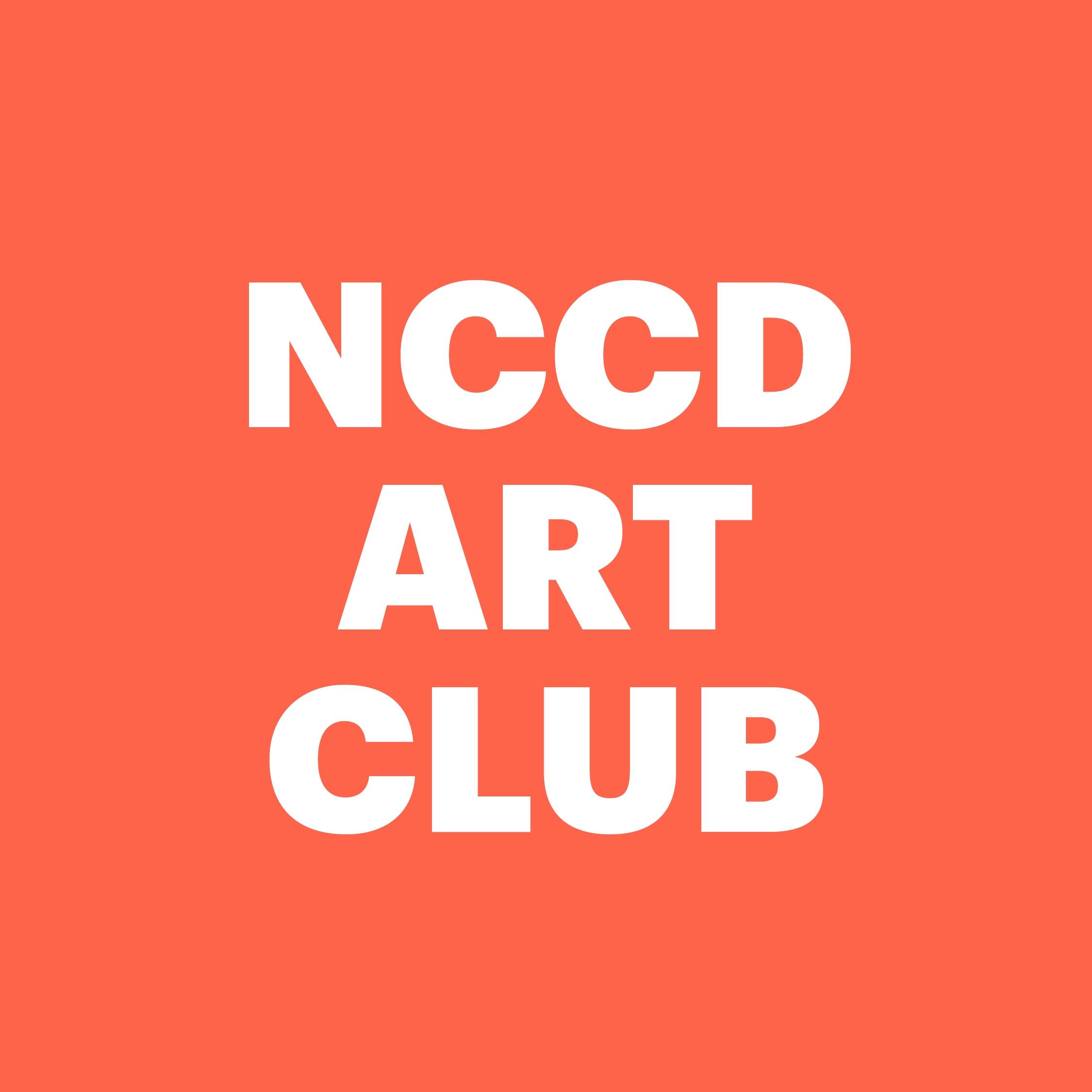 NCCD Art Club