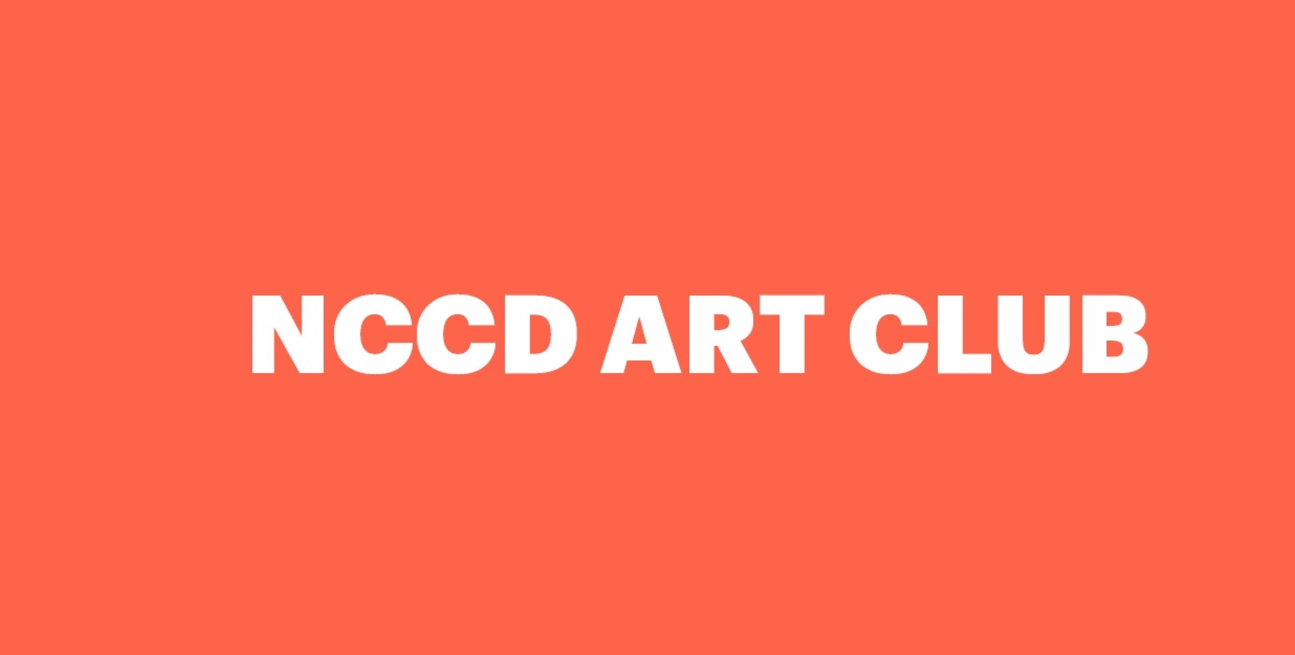 Open call to exhibit with NCCD