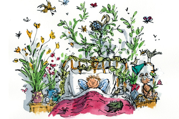 Quentin Blake & John Yeoman: 50 Years of Children's Books Finale Event