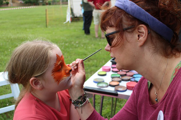 Face Painting Workshop