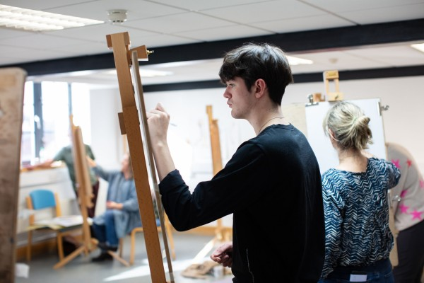 Life Drawing with Martyn Blundell