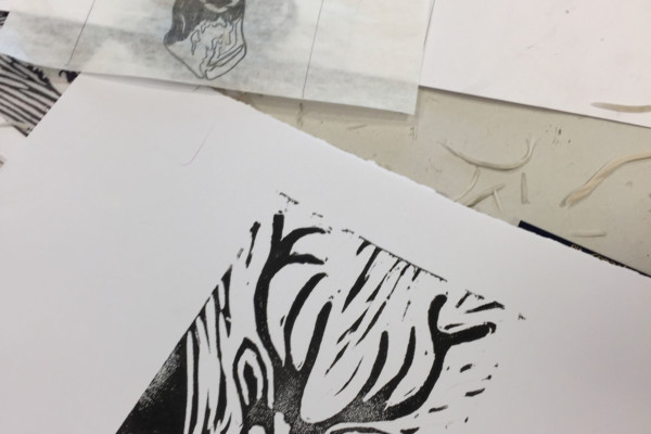 Lino Printing Workshop