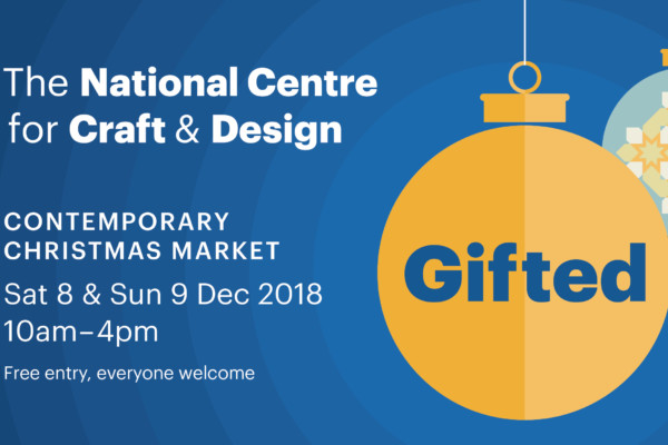 Gifted Contemporary Christmas Craft Market