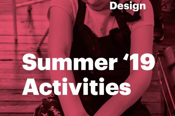 Summer '19 Activities