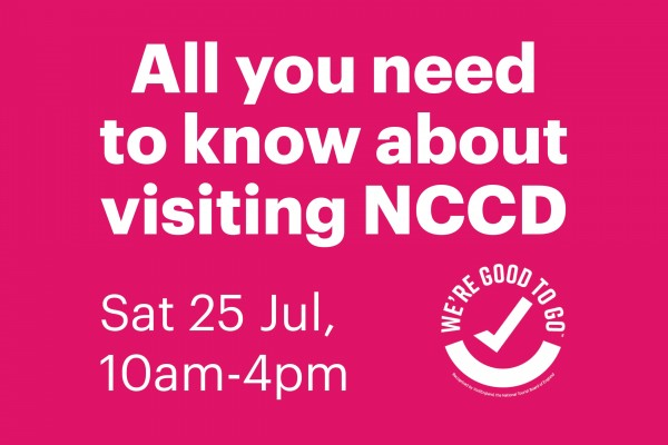 All you need to know about visiting NCCD