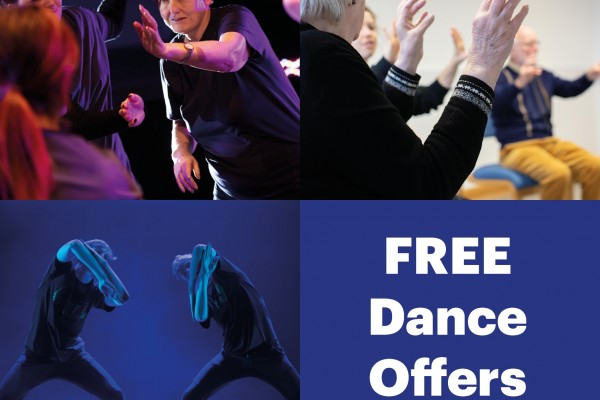 FREE Dance Programmes with artsNK Dance