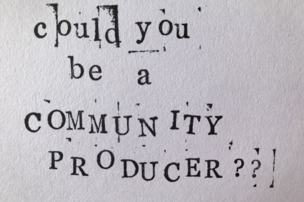 ReInvent Community Producer Call Out