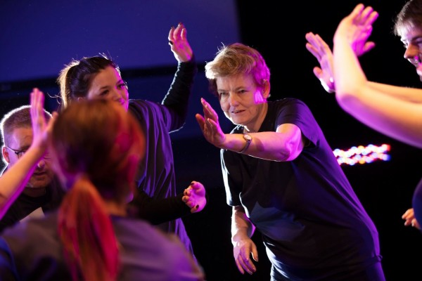 Creative Dance for Adults with Disabilities