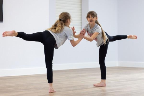 Children's Creative Dance Workshops