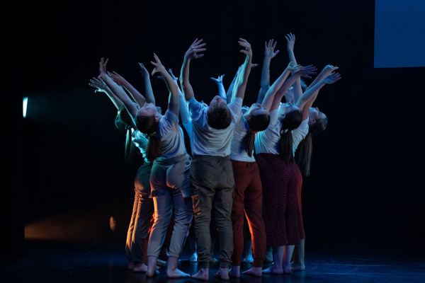 Online Contemporary Dance