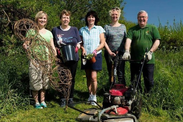 The Nettles Volunteer Group — POSTPONED