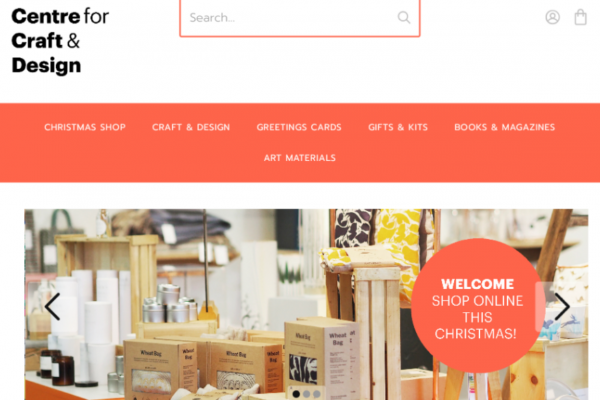Shop Online with the Hub!