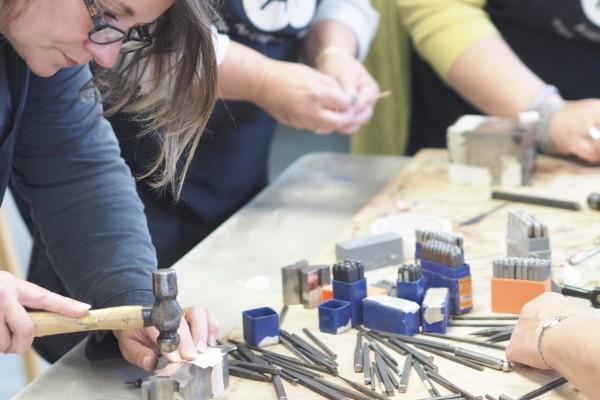 Beginners' Silversmithing Workshop