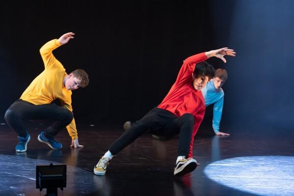 JumpStart - All Male Breakdance